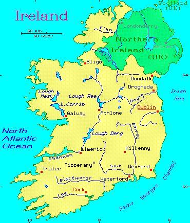 Dundalk Map Of Ireland.Magoo Com Ireland By Hugh Mcgough