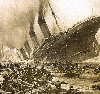 magoo.com: Sinking of the Titanic—James and George McGough ...